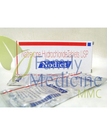 Nodict (REVIA) 50mg