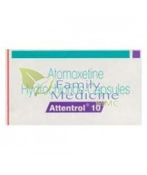 Tomexetin/Attentrol (Strattera) 10mg