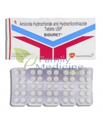 Biduret (Moduretic) 5mg/50mg