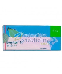 Evertor (Generic Zortress / Certican / Afinitor) 10mg
