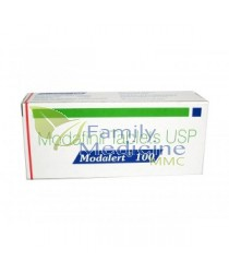 Modafinil (Modalert) Tablets 100mg