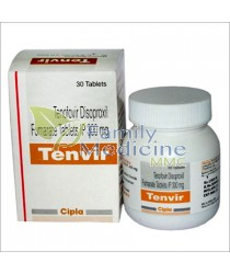 Tenvir (Viread) 300mg