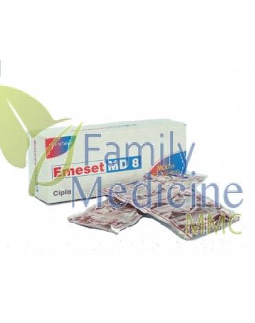 Emeset MD 8 (Generic Zofran) 8mg