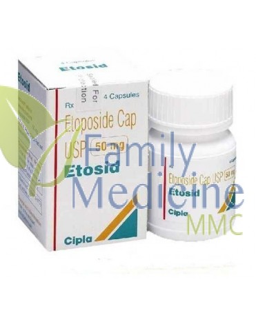 Etosid (Generic VePesid) 50mg