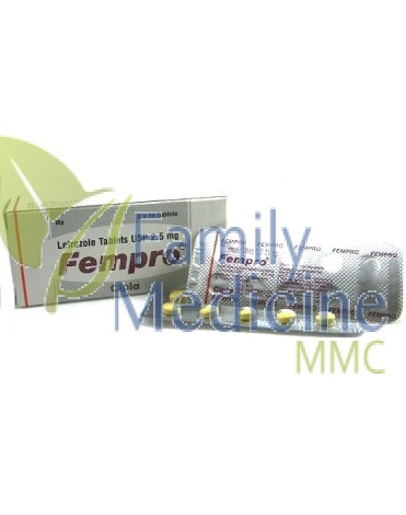 Fempro (Generic Femara) 2,5mg