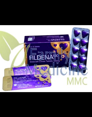 Fildena (Generic Viagra) 100mg