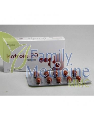 ISOTROIN (Generic Accutane) 20mg