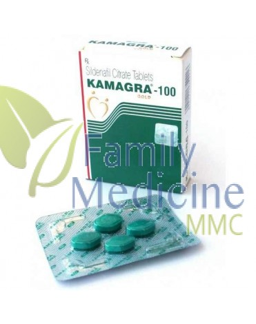 Kamagra Gold (Generic Viagra) 100mg