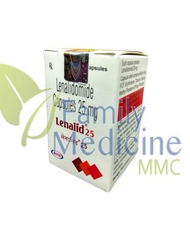 Lenalid (Lenalidomide) 25mg