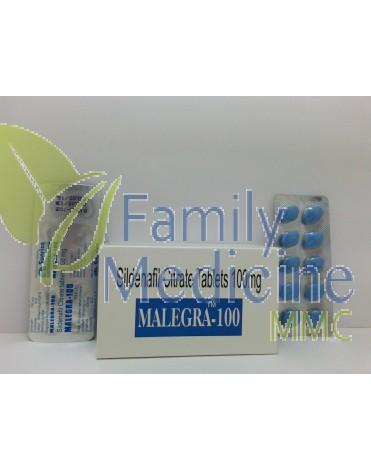 Malegra (Generic Viagra) 100mg