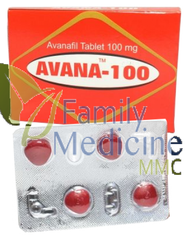 Avana (Generic Stendra) 100mg