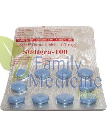 Sildigra (Generic Viagra) 100mg