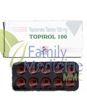 Topirol (Topamax) 100mg
