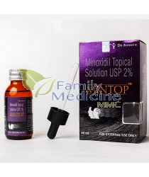 Mintop (Rogaine Shampoo) 60ml, 2%