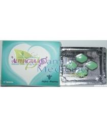 Alphagra (Generic Viagra) 100mg