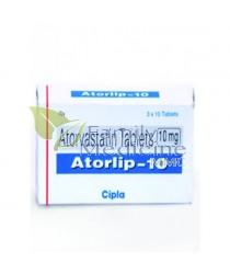 ATORLIP (Lipitor) 10mg