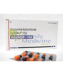 Doxicip (Vibramycin) 100mg
