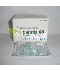 Duratia (Generic Priligy) 60mg