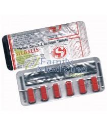 Sildalis (Cialis + Viagra) 120 mg