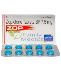 Zopiclone (Generic Ambien)